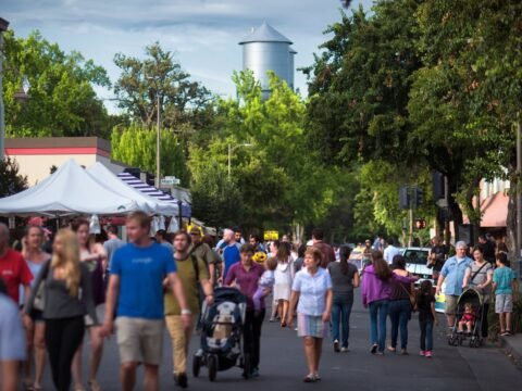 Chico Thursday Night Market