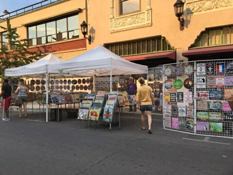 Downtown Oroville First Friday Sidewalk Sale
