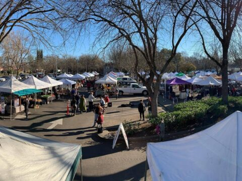 Chico Saturday Farmers Market