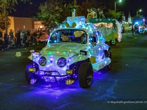 Chico Parade of Lights