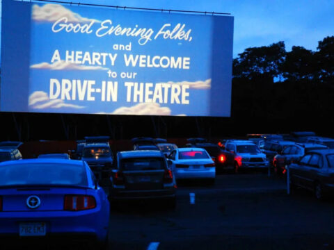 Downtown Oroville Drive-In Movie: The Princess Bride